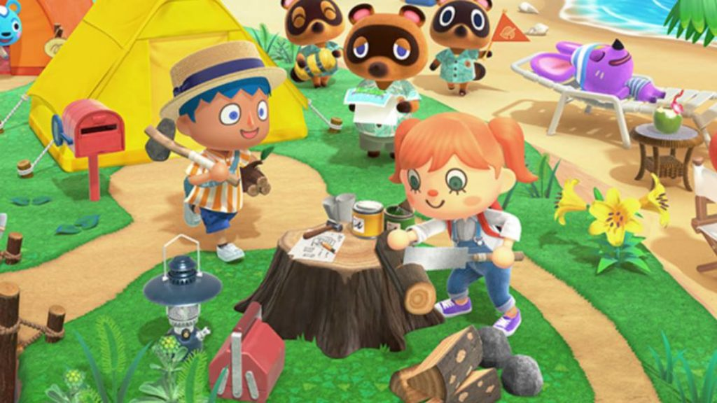 Animal Crossing New Horizons Reveals Its Cover Official